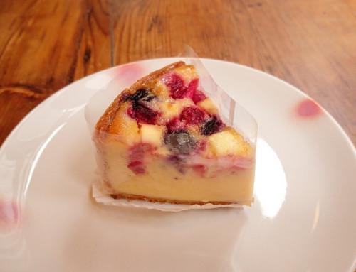 木苺とクリームチーズのクラフティー