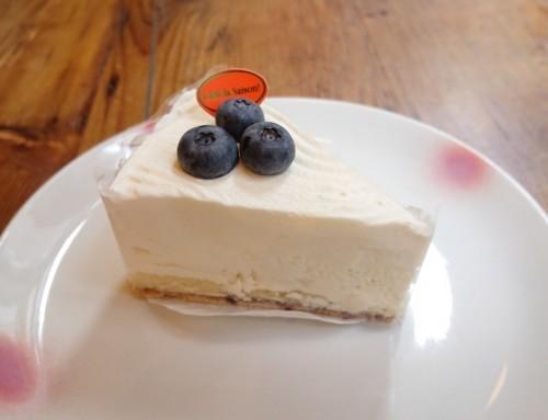 復刻・昔ながらのレアチーズケーキ