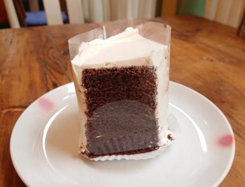 ショコラのシフォンケーキ