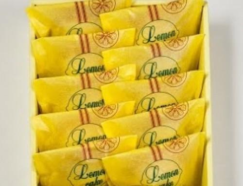 昔ながらのレモンケーキ