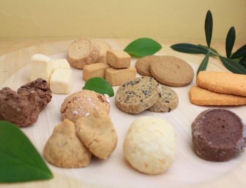 季節のクッキー