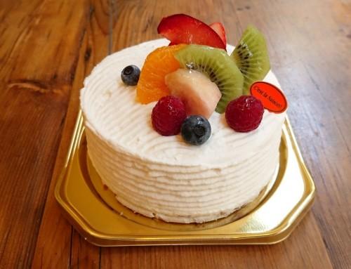復刻・昔ながらのレアチーズケーキ ホール