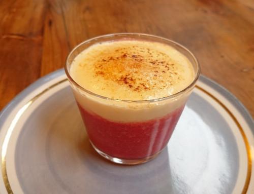 苺のスープ