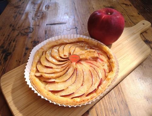 薄焼きりんごパイ