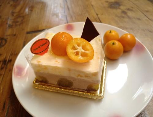 金柑とミルクチョコレート